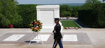 Tomb of the Unknown Soldier - Arlington, VA